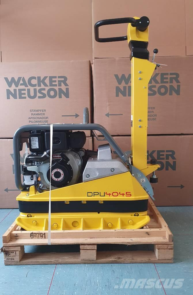 Wacker Neuson DPU4045YE Rüttelplatte