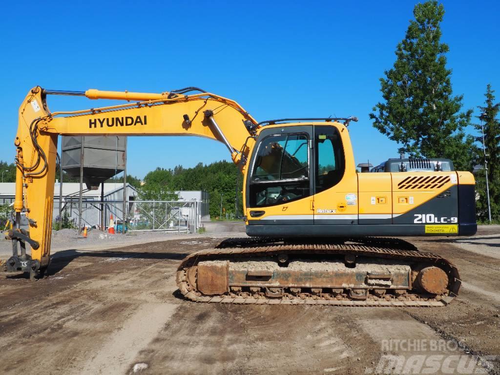 Hyundai Robex 210 LC-9