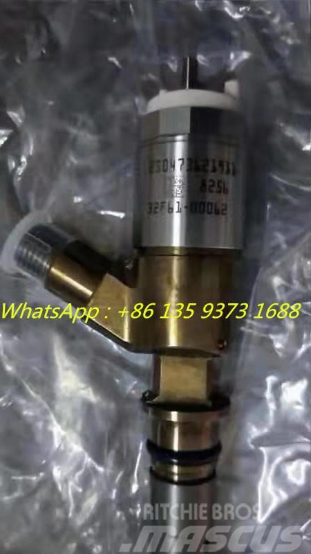 Caterpillar 320D Excavator Fuel Injector 3264700 326-4700
