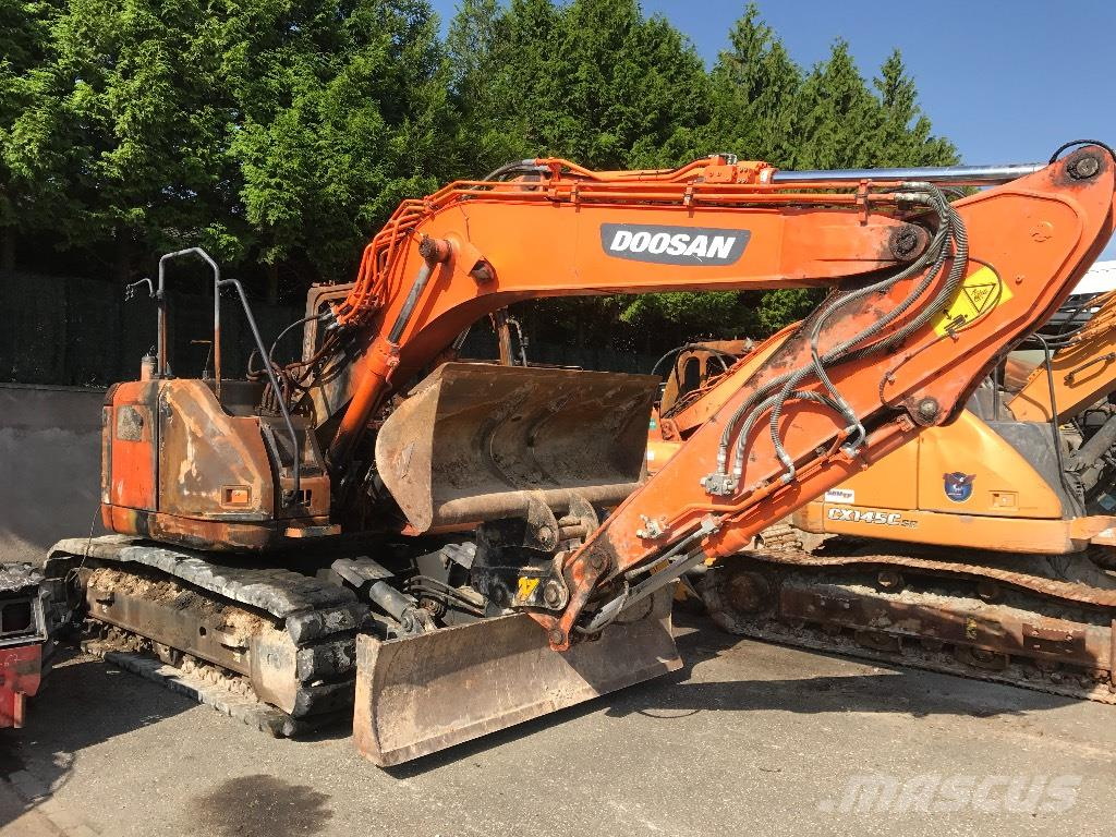 Doosan DOOSAN DX 140 LCR *ACCIDENTE*DAMAGED*UNFALL*