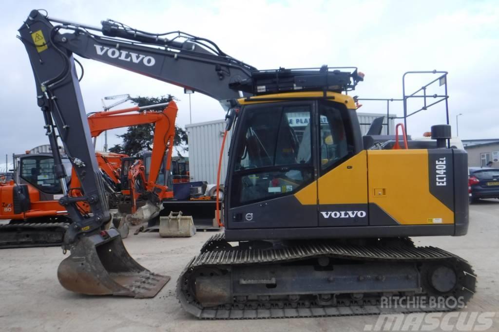 Volvo EC 140 EL