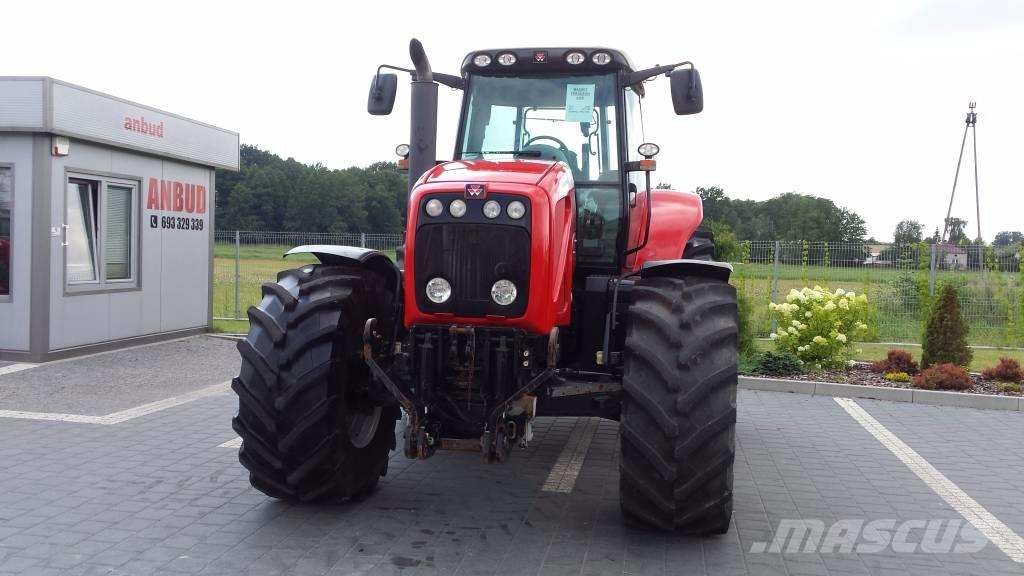 Massey Ferguson 8450 Dyna - VT
