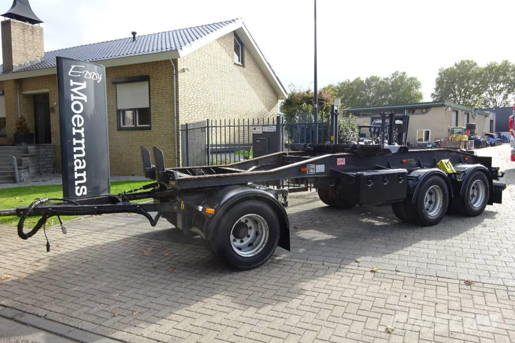 Nopa Containertrailer with Slide