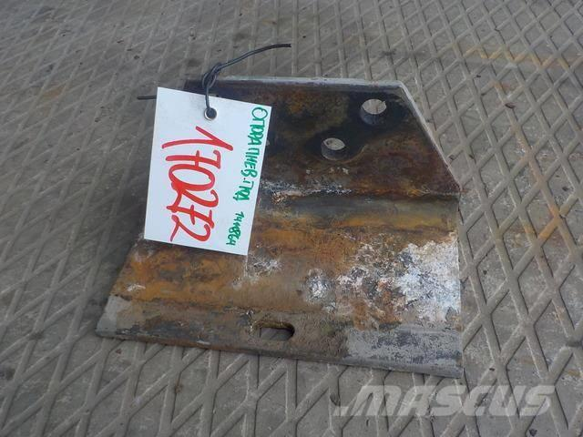 Scania 4 series Air suspension bracket 1411864 1379387