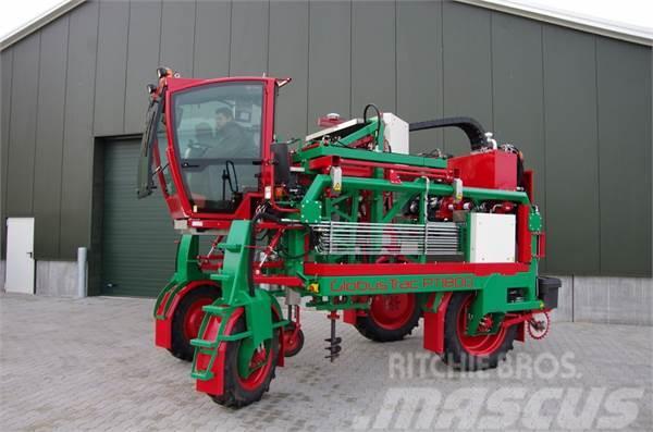 Ezendam Portaaltrekker GlobusTrac Portaltractor Hochrad, 2014, Traktorer