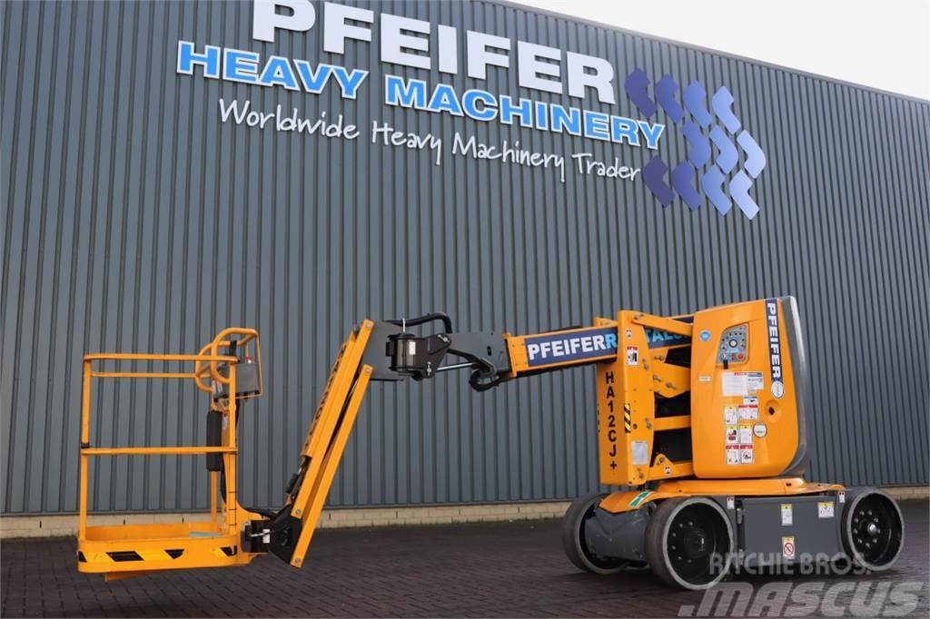 Haulotte HA12CJ+ Valid inspection, *Guarantee! Electric, 12