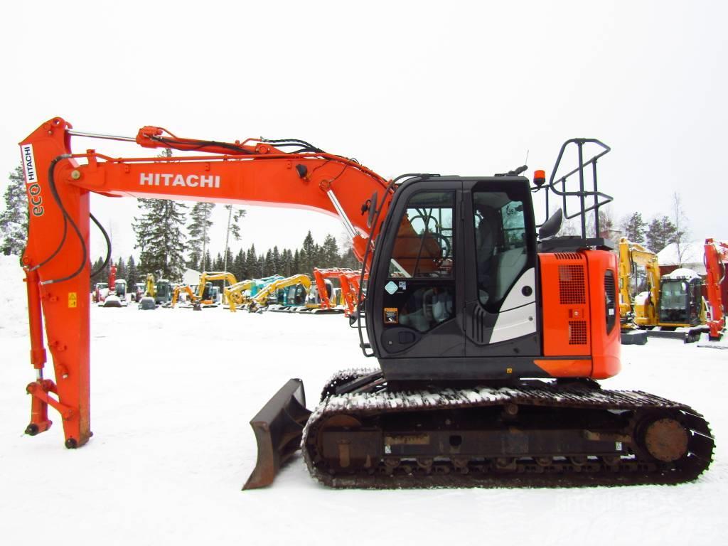 Hitachi ZX135US-6 PUSKULEVYLLÄ