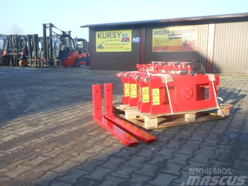 [Other] Forklift rotator NEW ISO2 2500kg / ISO3 3000kg