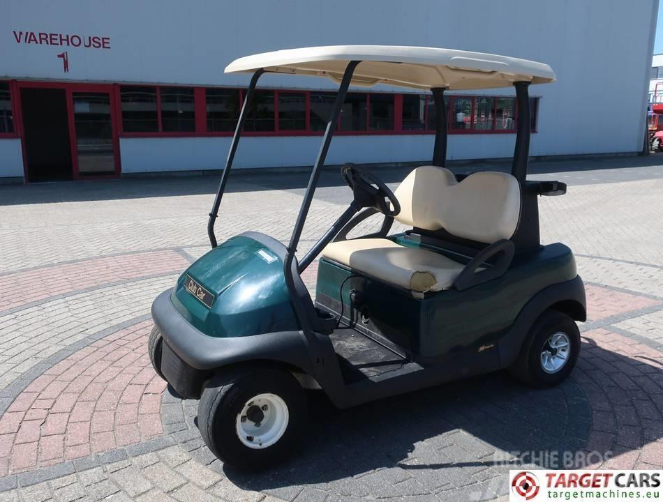 Club Car Golf Car 48V Green Defective