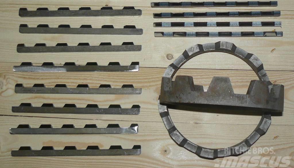 [Other] Zestaw naprawczy do rolek głowicy F635376, F635377