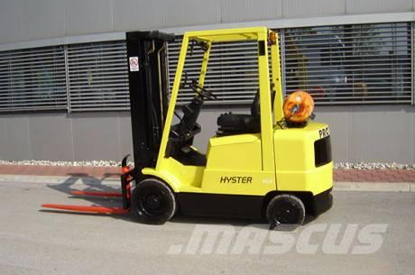 Hyster S 1.50 XM