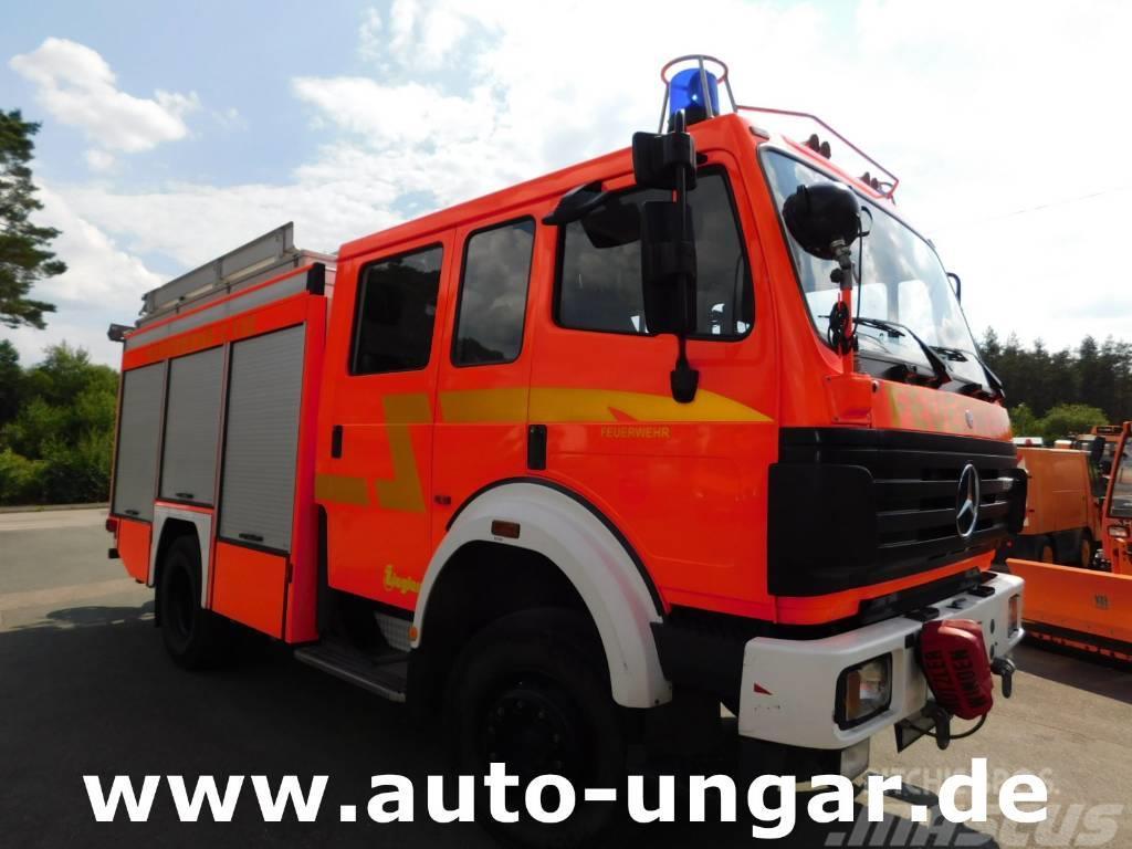 Mercedes-Benz 1234 LF24 Feuerwehr 4x4  Wasser MB 1224