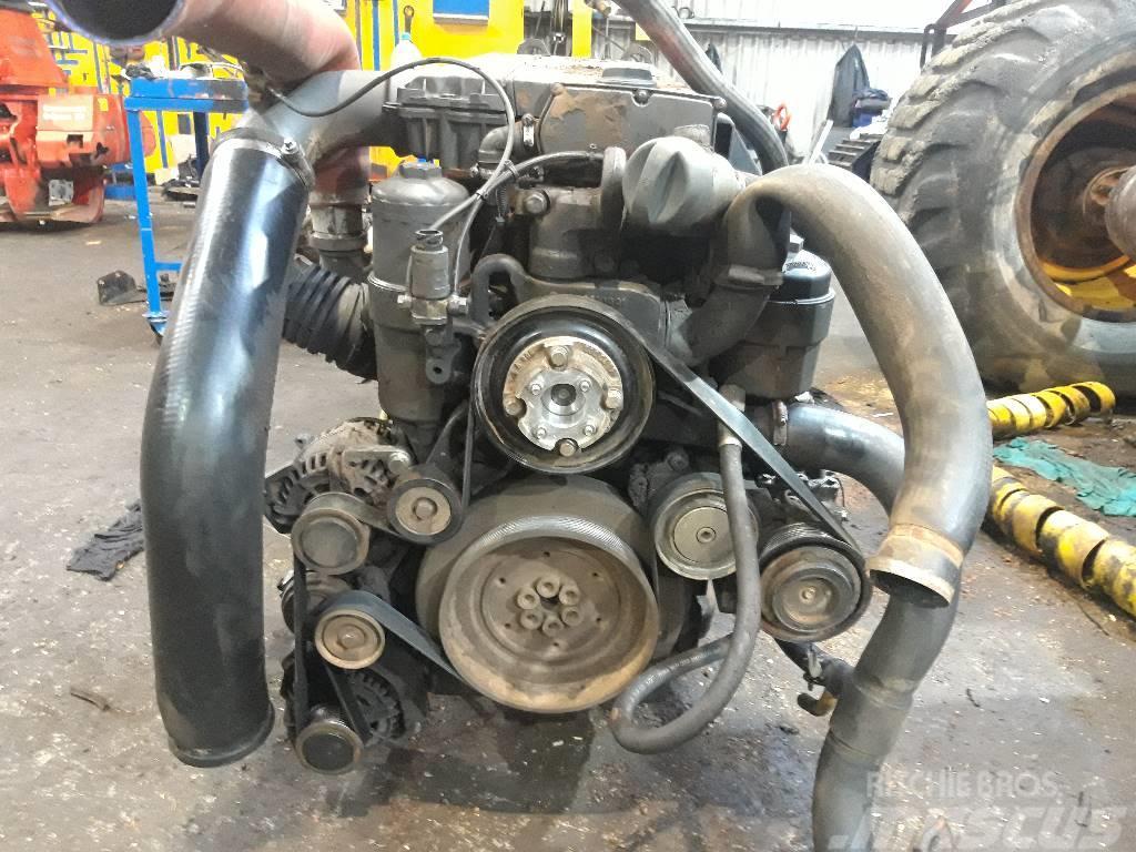 Ponsse Ergo Mercedes Engine OM 906 LA