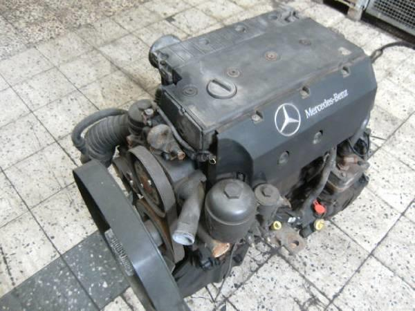 Used mercedes benz om904la om 904 la engines year 2005 for Mercedes benz rebuilt engines