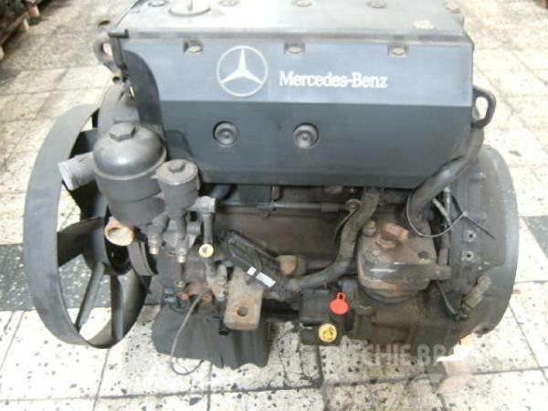 Mercedes-Benz OM904LA / OM 904 LA, 2005, Motorer