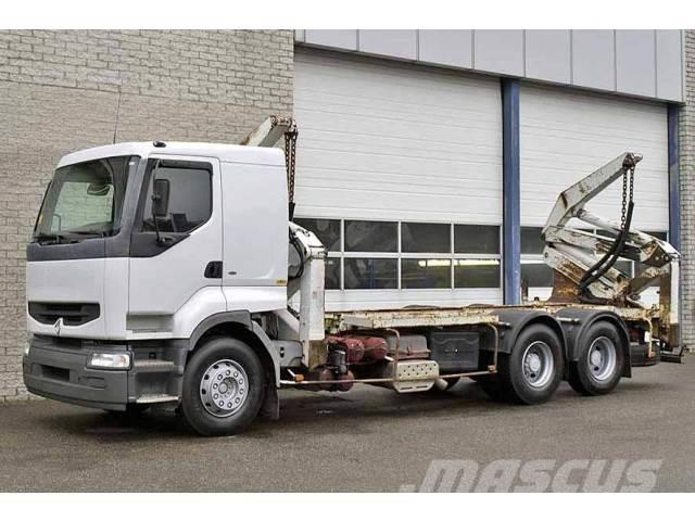 Renault 340 6X2 CONTAINER SIDE LOADER