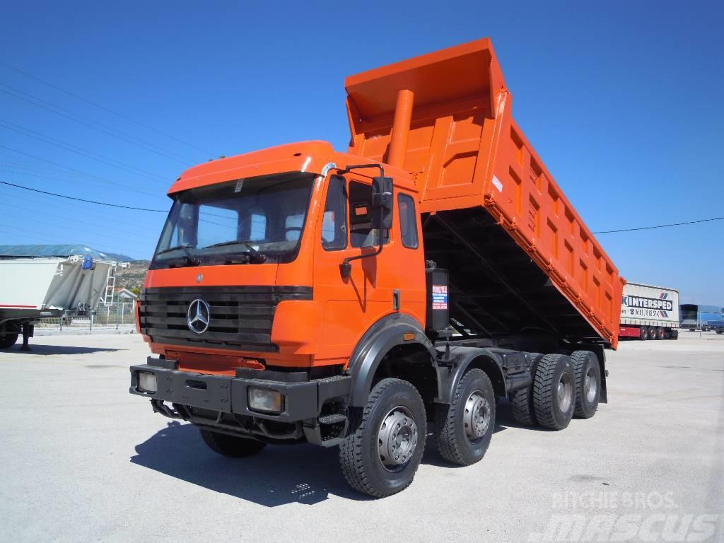 Mercedes-Benz 3538, 1995, Tipper trucks ...