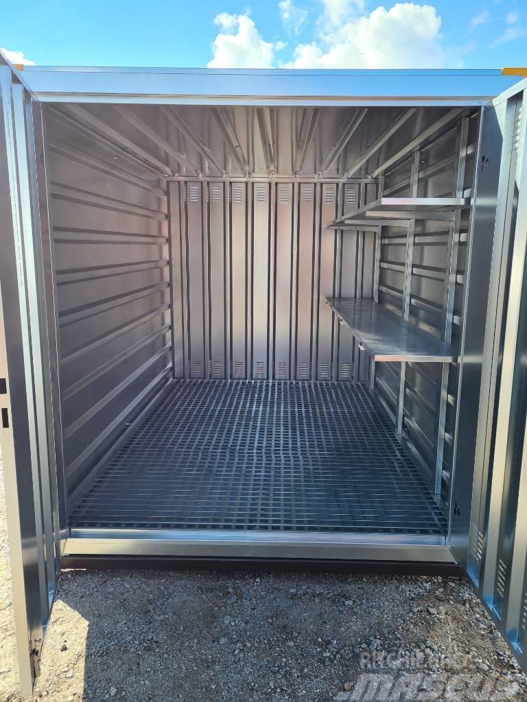 Rix Trade Monterbar 10 fot Miljö Container