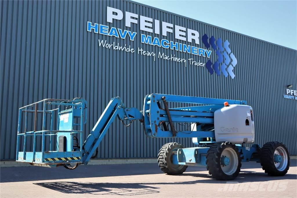 Genie Z45/25JRT Diesel, 15.8m Working Height, 7.7m Reach