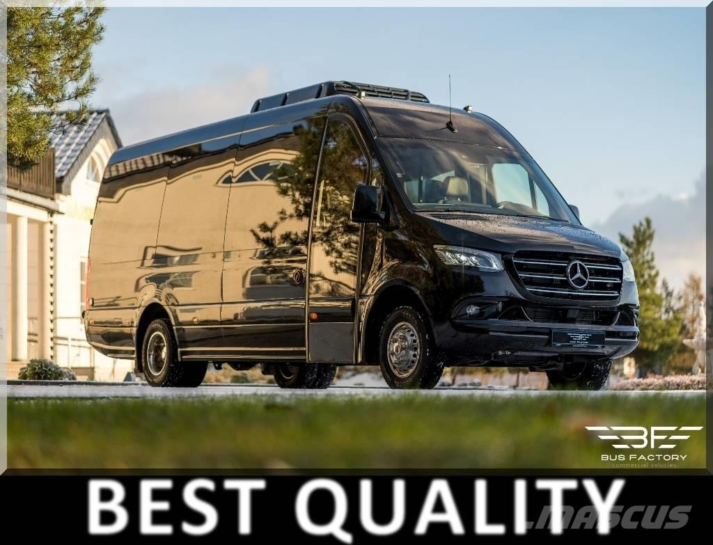 Mercedes-Benz Sprinter 519, Special 16+1 and 2 wheelchairs !!