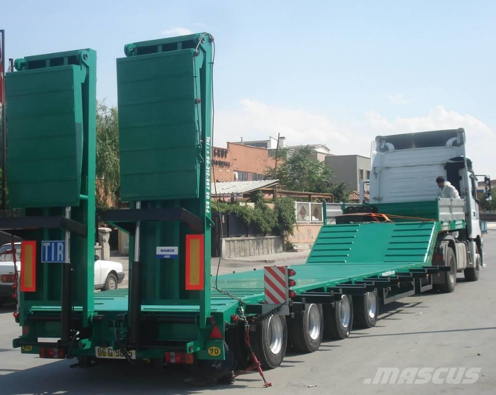 [Other] THOR THR 4 Axle Lowbed EX