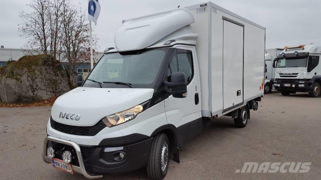 iveco daily 35s17 occasion prix 39 000 ann e d 39 immatriculation 2015 utilitaire iveco. Black Bedroom Furniture Sets. Home Design Ideas