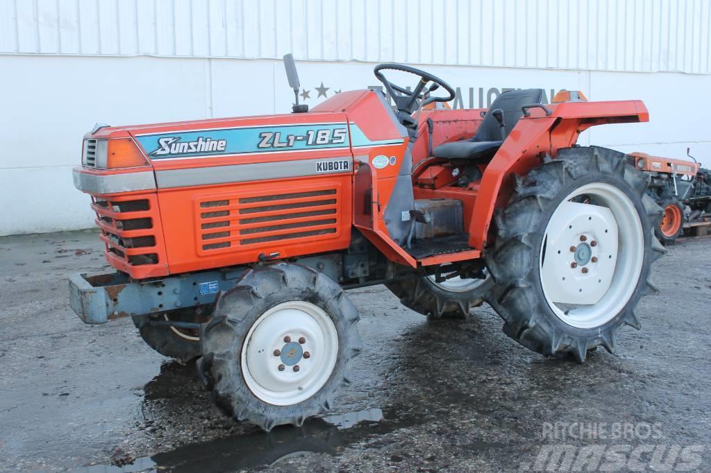 Kubota ZL1-185 Sunshine Mini Tractor