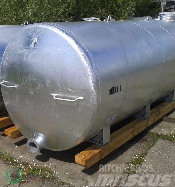 [Other] Inofama Wassertank 5000 l/Stationary water/Бак для
