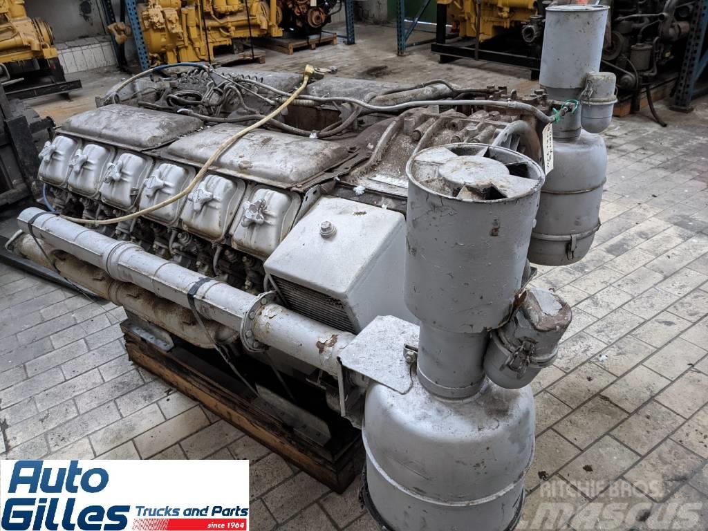 Deutz A12L714 / A 12 L 714 Motor