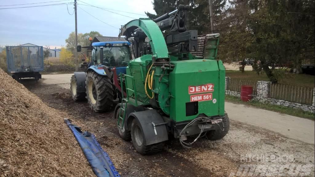 Jenz HEM561
