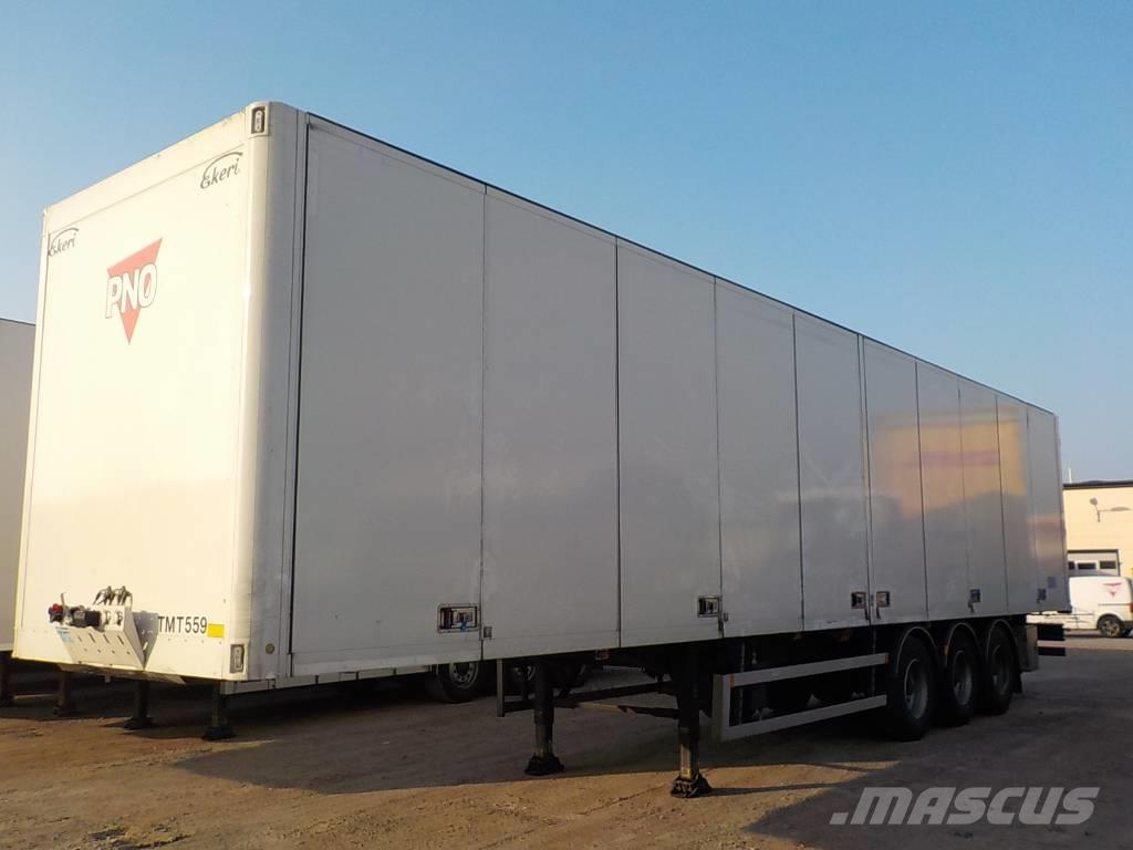 Ekeri BOX OPENSIDE - TMT 559