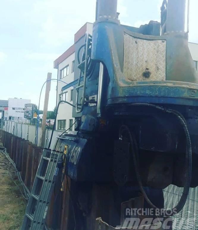 Giken UP-150 U-Piler hydro-press ГИКЕН