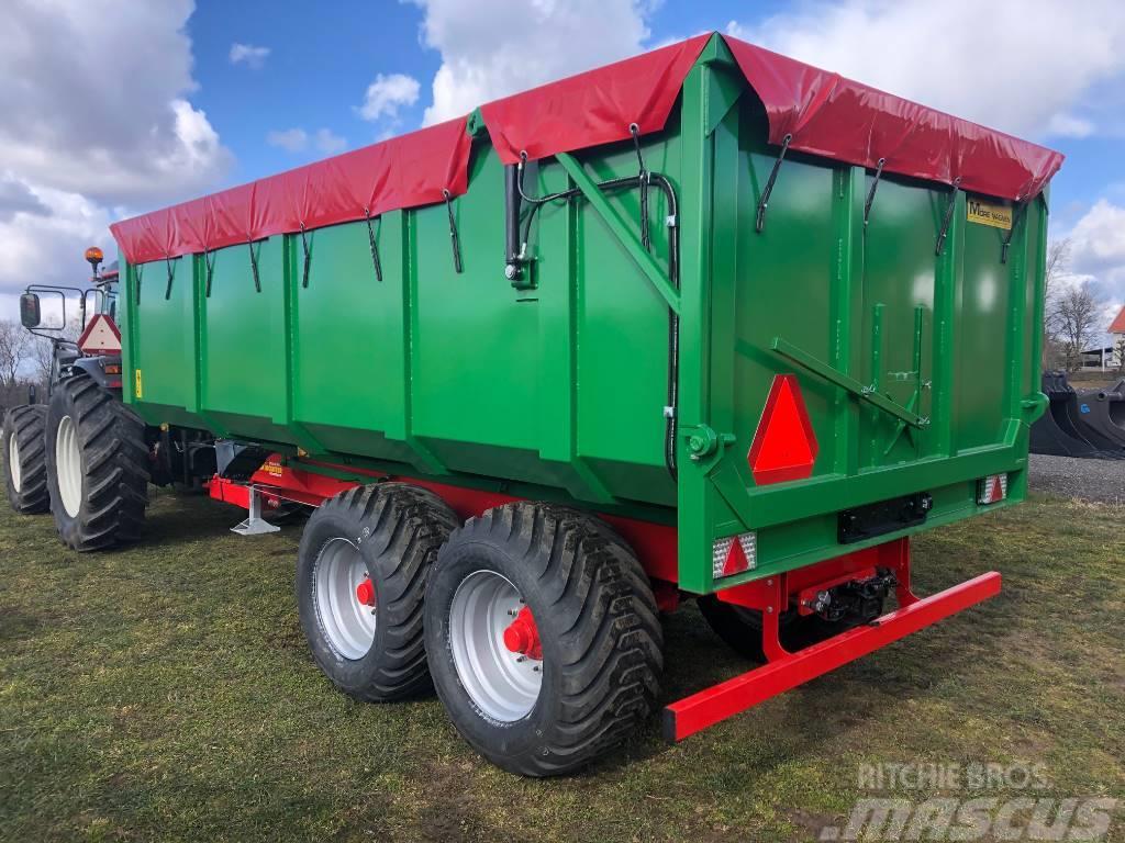 Möre Volymdumper A-151 17 m3 - 14 ton