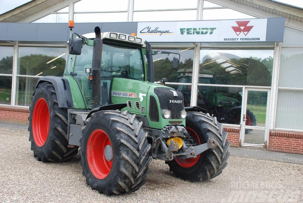 Fendt 820TMS