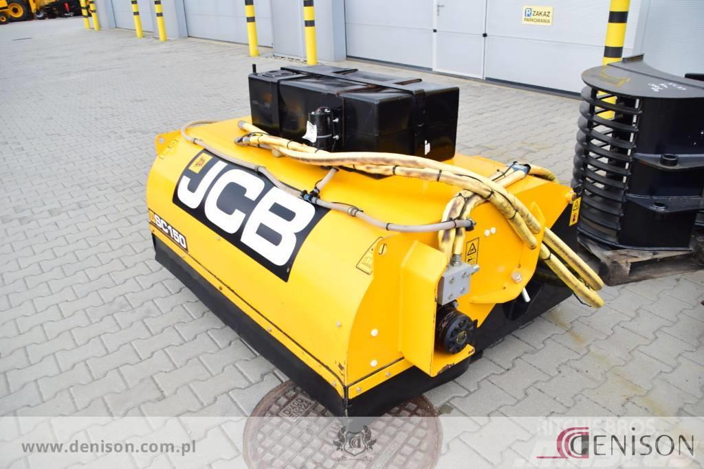 JCB SC 150 Sweeper