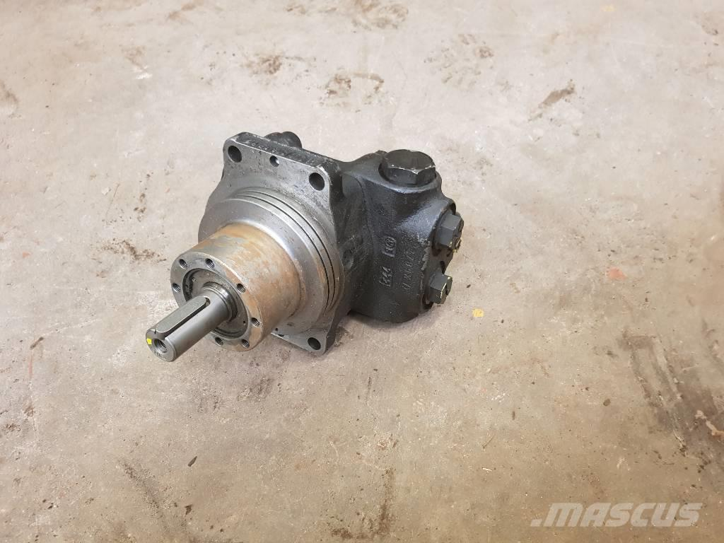 Ponsse Hydraulic Sawing Motors Different Types