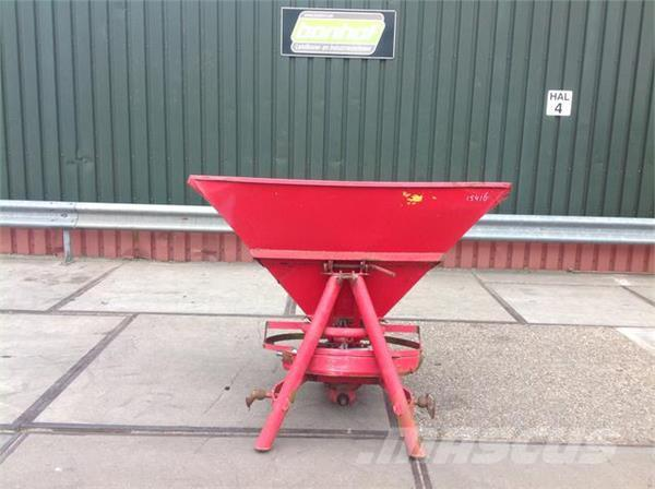 Lely 1250, 1997, Mineral spreaders