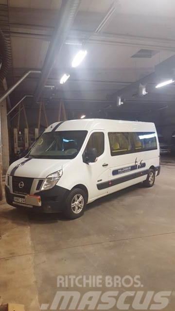 Nissan Interstar L3H2