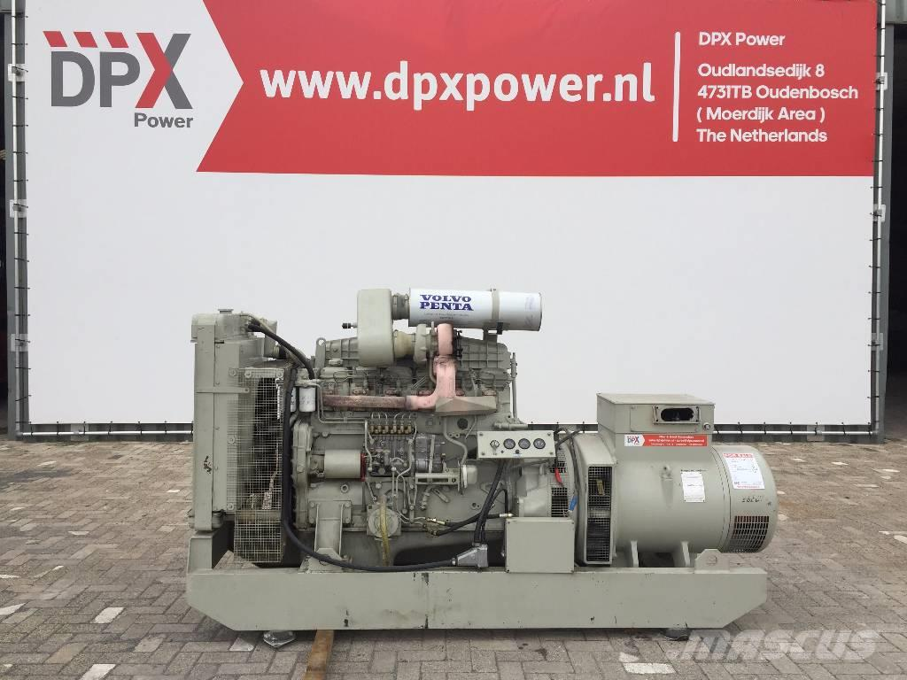 Volvo TID100KG - 200 kVA Generator - DPX-10795