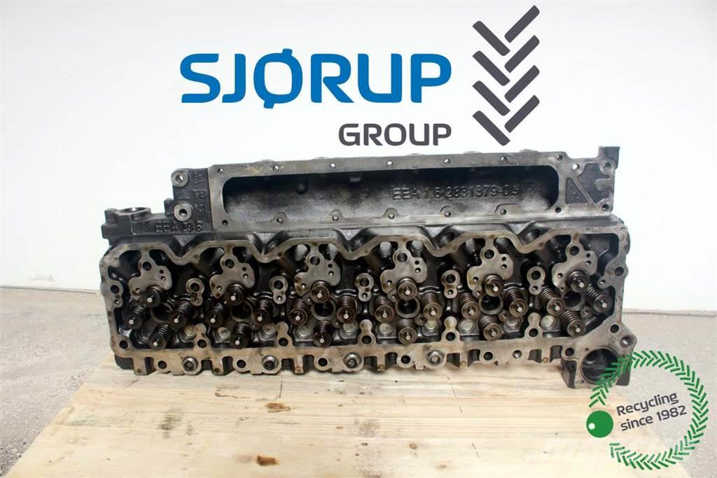 New Holland T7.290 Cylinder Head