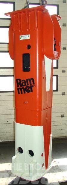 Rammer G 80 N City 2300kg gebraucht - generalüberholt