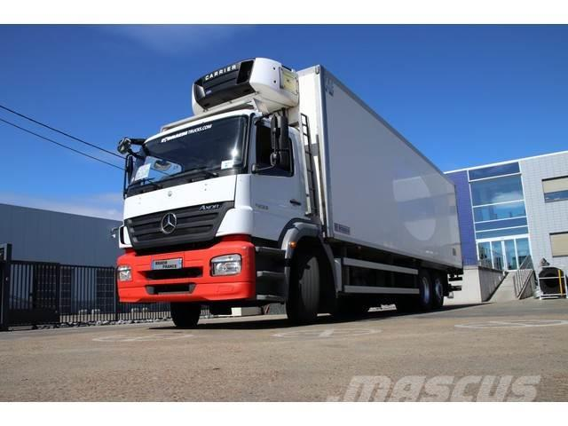 Mercedes-Benz AXOR 2533 + CARRIER + D'Hollandia 2000kg