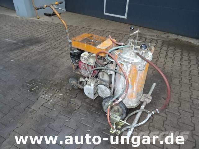 [Other] Zindel City 2 / Hofmann H8 Striper Markiermaschine
