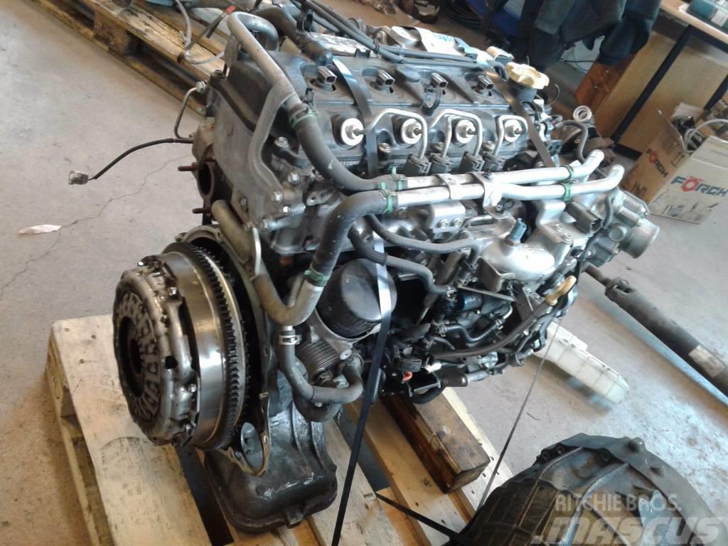 Used Nissan Cabstar Motor V 228 Xell 229 Da Bakaxel M M Engines