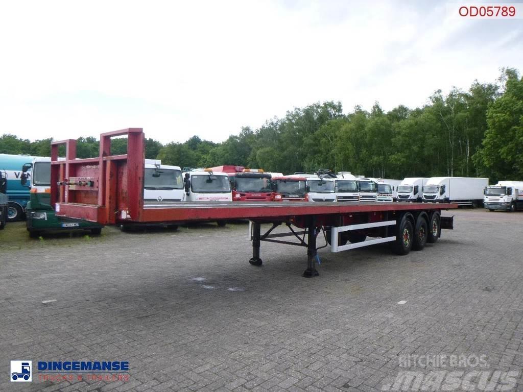[Other] WEIGHTLIFTER 3-axle platform trailer 39 t / 13.6 m