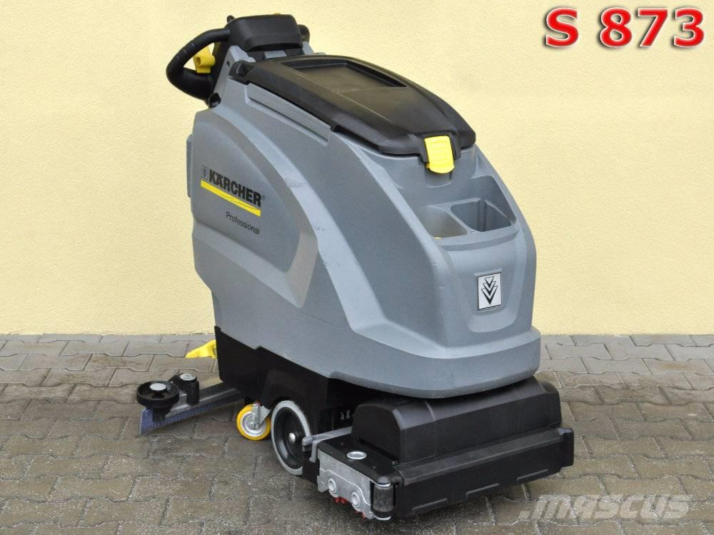 [Other] SCRUBBER KARCHER B 40 C Bp / 2012 year