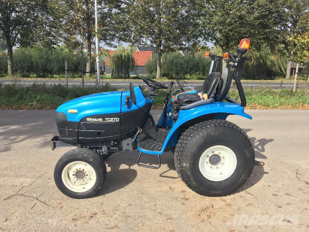 New Holland Tractors Used : Used new holland tc d tractors year for sale