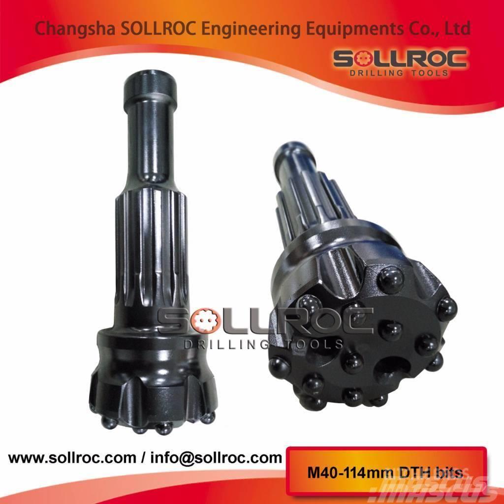 Sollroc BR3, BR33, BR4, BR5, BR6 DTH bit