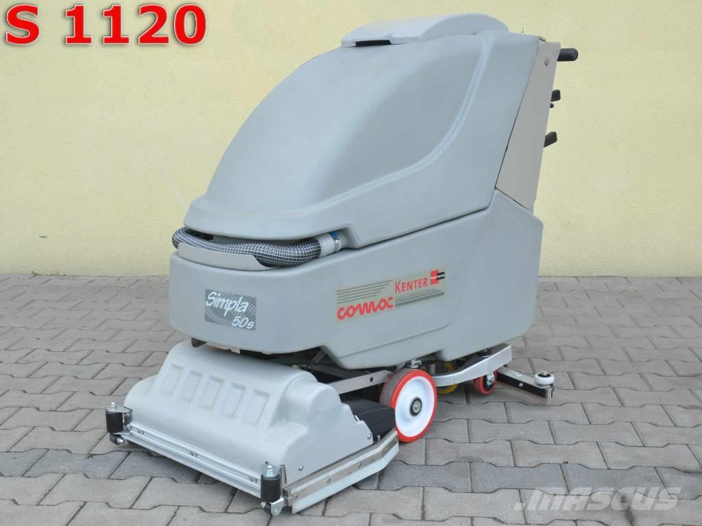 [Other] Scrubber Dryer COMAC SIMPLA 50 BS