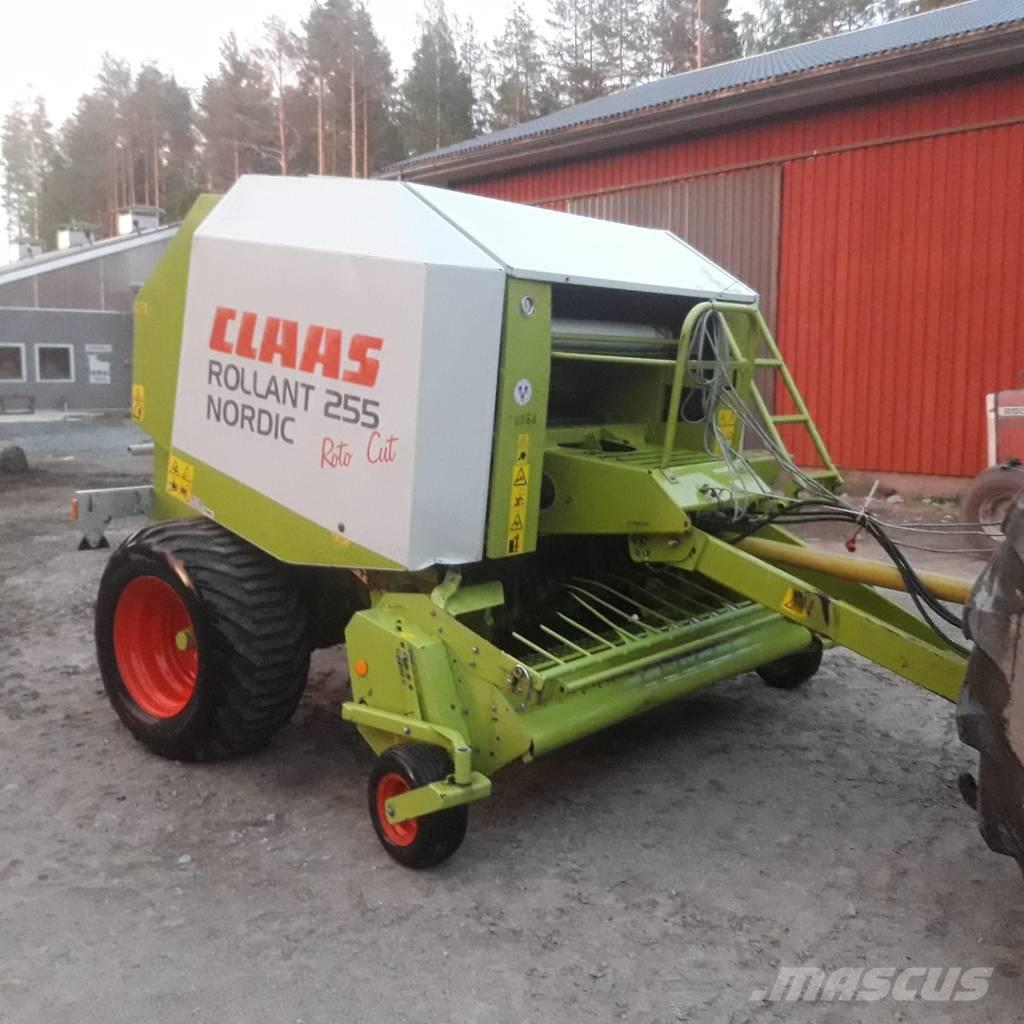 CLAAS 255 RC Nordic